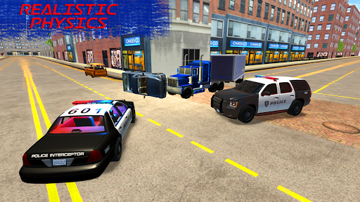 American Police Car Driving 8 screenshots 1