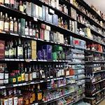 Logo for Top Shelf Wine & Spirits
