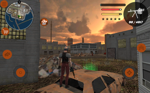 Alien War: The Last Day 1.3 screenshots 5