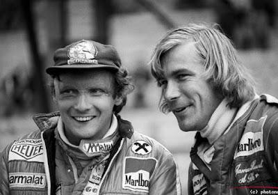 Ook 27 jaar later zit James Hunt nog in onze harten: de wereldkampioen F1 van 1976 na tweestrijd met Lauda