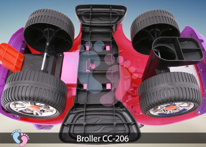 Xe chòi chân trẻ em Broller CC 206 11