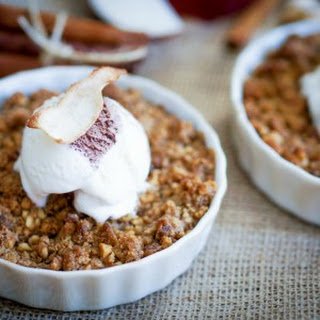 Mom's Delicious Apple Crisp