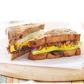 Sausage Sandwich With Cheese Recipes
