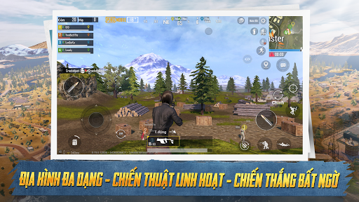 PUBG MOBILE VN - MAP Mu1edaI LIVIK android2mod screenshots 9
