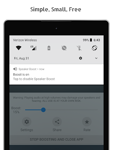 Speaker Boost Volume Booster Apk Latest Version Download 7