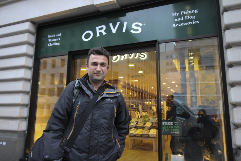 Orvis и Farlows - Лондон