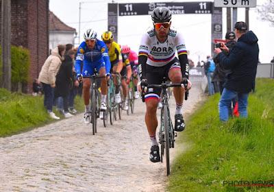 Sagan komt met eerlijke reactie na zware editie van Parijs-Roubaix