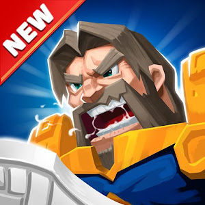 The Wonder Stone: Hero Merge Defense Clan Battle v1.4.01 APK MOD