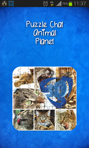 Puzzle Chat Animal Planet