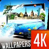 4D Wallpapers 4K