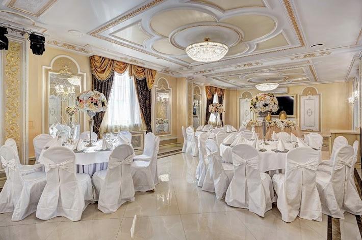Фото №2 зала Зал «Версаль»