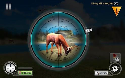 Forest Deer Sniper Hunting 2018 - náhled