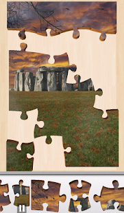 Live Jigsaws -  World Wonders- screenshot thumbnail