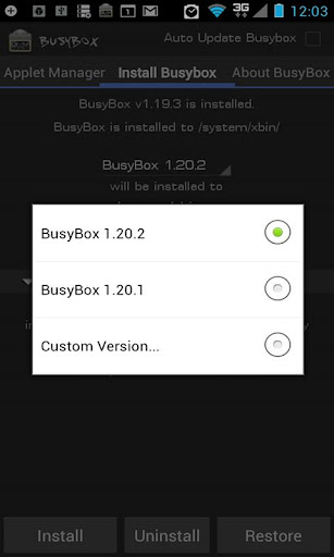 Screenshot for BusyBox Pro in Hong Kong Play Store