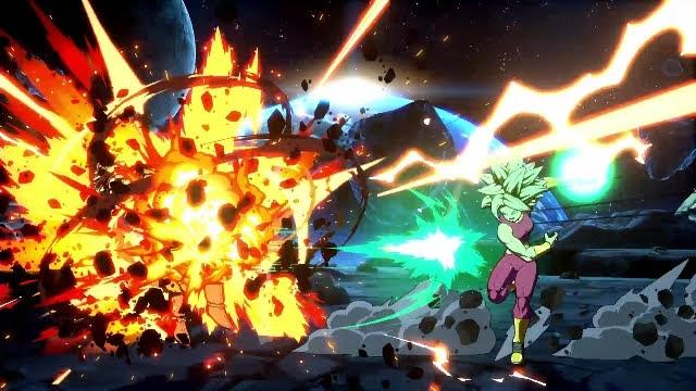 Dragon Ball FighterZ Pass 3
