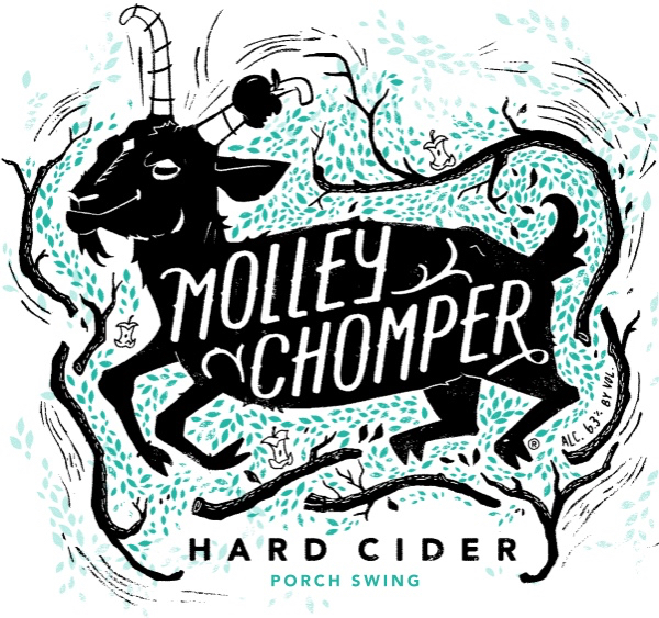 Logo of Molley Chomper Porch Swing Cider