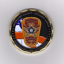 Photo: Botetourt County Sheriff, Challenge Coin (Reverse)