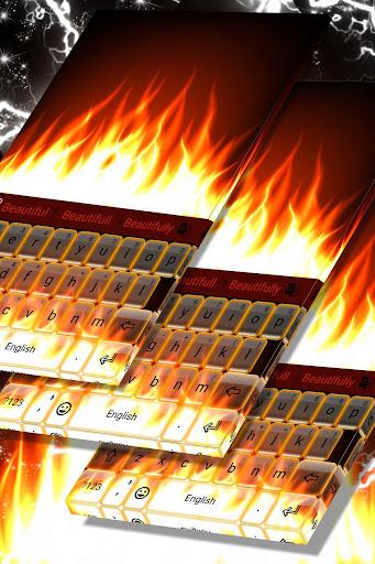 Burning Live Fire Keyboard  screenshots 1