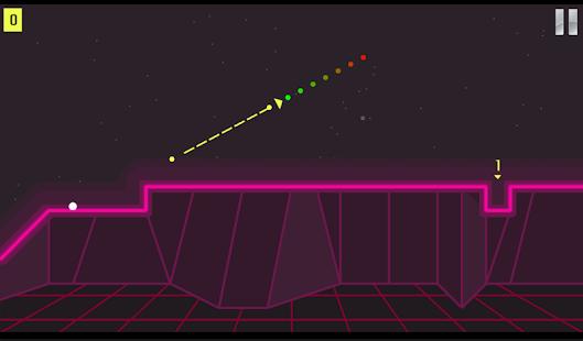 Glow Golf - Color Switch screenshot