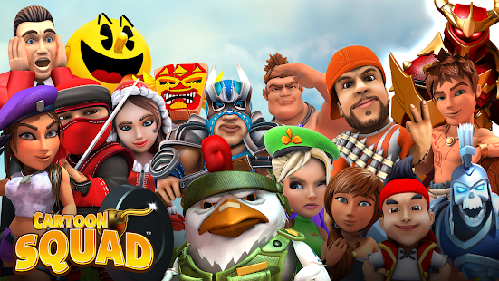 Hack Game Cartoon Squad