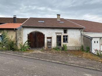 maison à Tollaincourt (88)