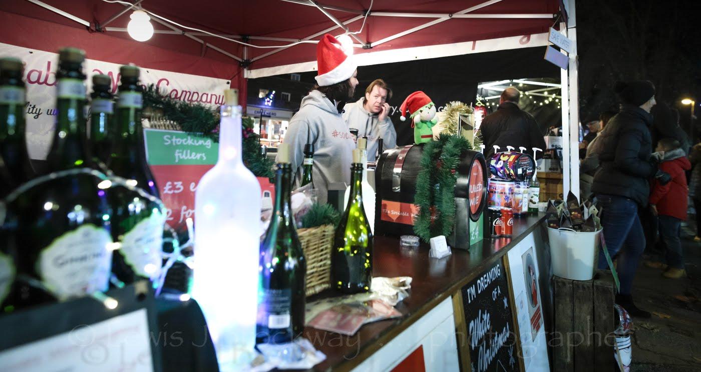 Tenterden Christmas Market 2017