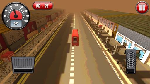 伦敦公共汽车交通赛车3D|玩模擬App免費|玩APPs