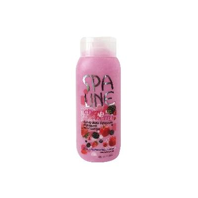 exfoliante spa line cherry berry 250ml