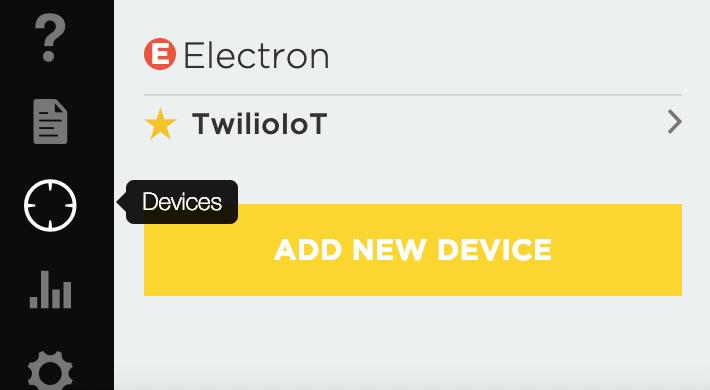 Twilio Programmable Wireless IoT & Laravel App – Chris Backes