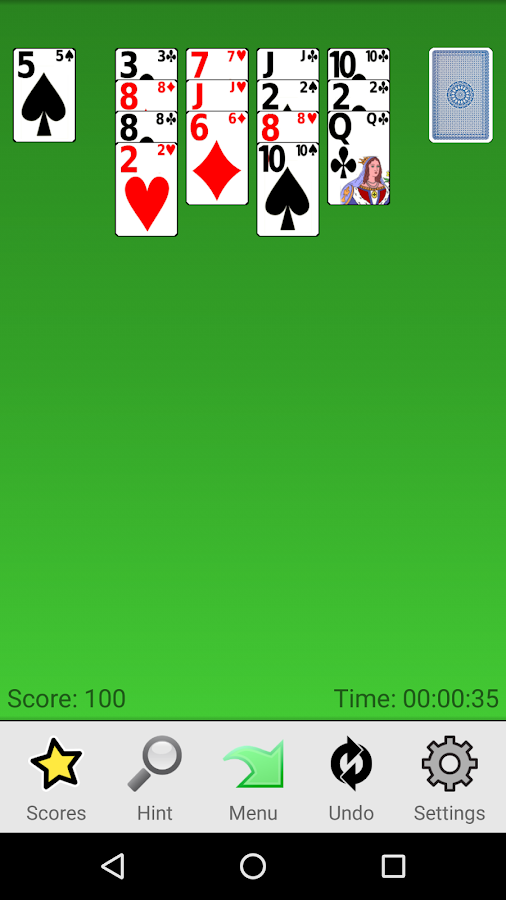 Simple Solitaire Collection- screenshot