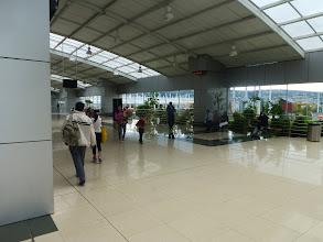 Photo: Another view of Quitumbe bus terminal, Quito
