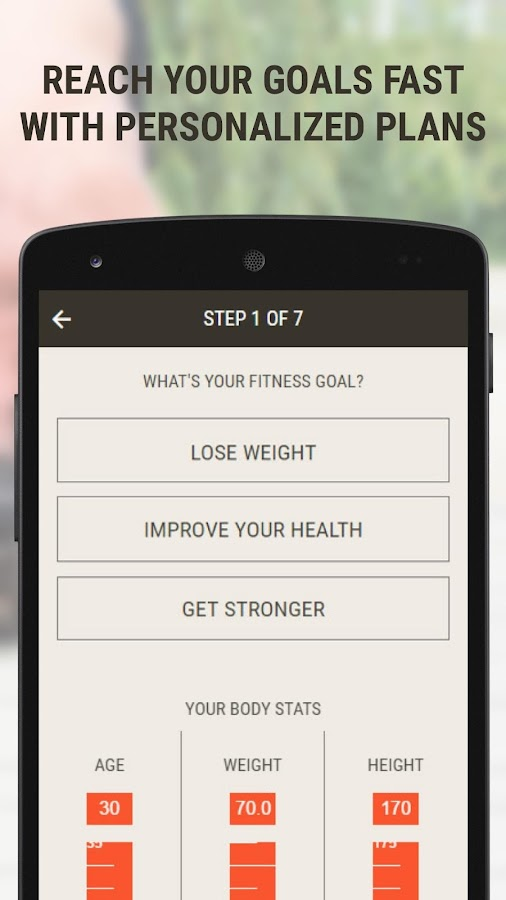 Mammoth Hunters Fitness & Diet- screenshot