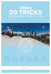 Transworld Snowboarding 20 Tricks Volume 7 Beyond Basics