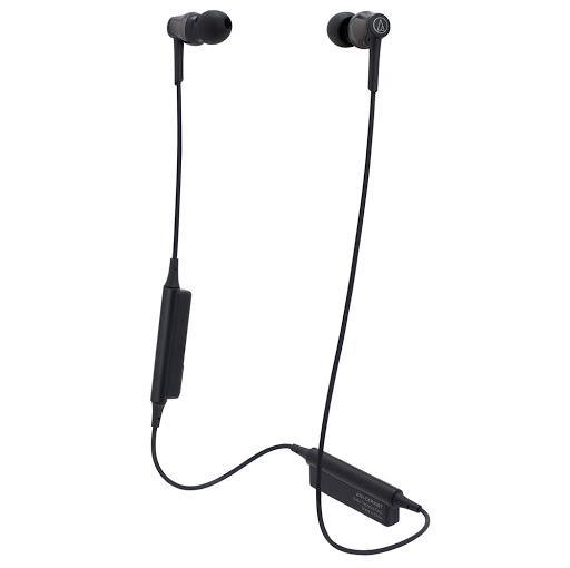 Tai nghe bluetooth Audio Technica ATH-CKR35BTBK (Đen)