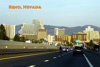 Photo: Reno, Nevada