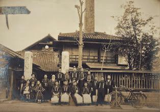 Photo: 大正10年撮影(1921)