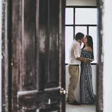 Wedding photographer Eugenia Orellana (caracoldementa). Photo of 10.10.2017