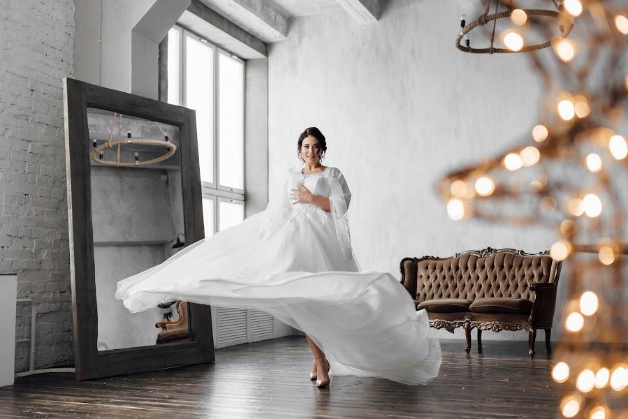 Wedding photographer Anastasiya Tokmakova (antokmakova). Photo of 09.01.2019
