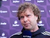 Stefan Krämer was tevreden met de vroege voorsprong maar vond het spelpeil minder