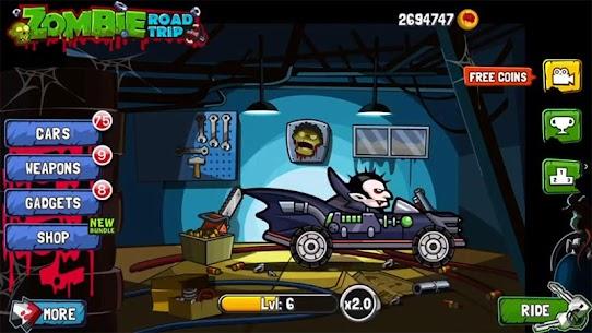 Zombie Road Trip (MOD APK) 1