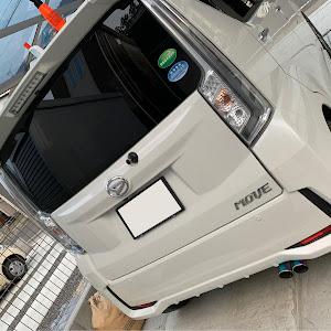 ムーヴカスタム LA160S  RS ハイパーリミテッドSAlll 4WD ((ターボ))のカスタム事例画像 あーたんさんの2020年05月14日23:20の投稿