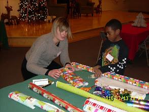 Photo: Christmas Wrapping
