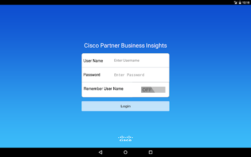 Partner Business Insights- screenshot thumbnail