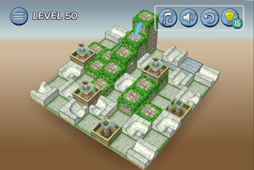 Flow Water Fountain 3D Puzzle Screenshots 8