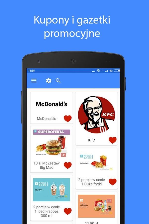 Kupony Gazetki Promocje Rabaty Android Apps On Google Play