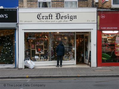 Craft Design On Regent Street Craft Centres Shops In Kingswood