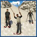 Snow Skiing Racing Adventure icon