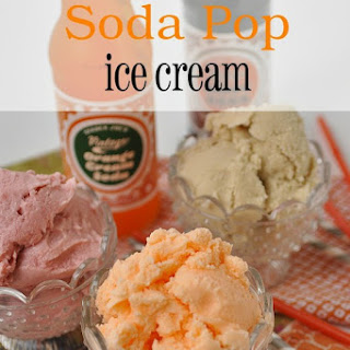 Soda Pop Ice Cream
