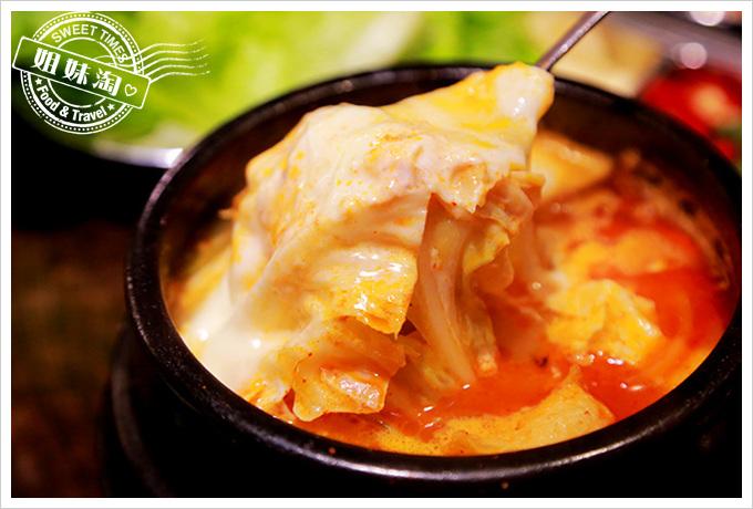 槿韓食堂-豆腐鍋
