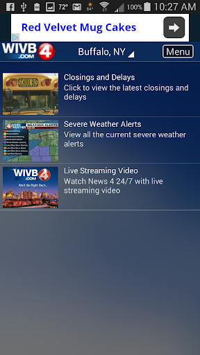 4 Warn Weather  screenshots 3